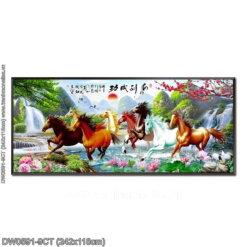 Tranh thêu kín Monalisa DW0591-9CT