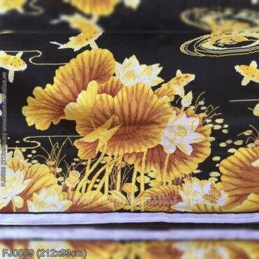 Tranh thêu kín Monalisa FJ0589