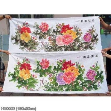 Tranh thêu kín Monalisa HH0002