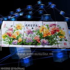 Tranh thêu kín Monalisa HH0562