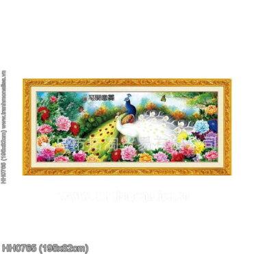 Tranh thêu kín Monalisa HH0765