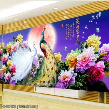 Tranh thêu kín Monalisa HH0783