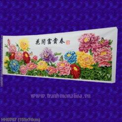Tranh thêu kín Monalisa HH0787