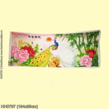 Tranh thêu kín Monalisa HH0797