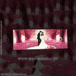 Tranh thêu kín Monalisa HH0803