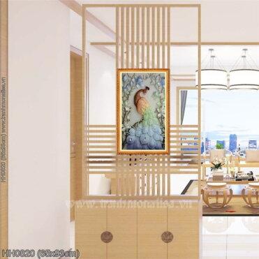 Tranh thêu kín Monalisa HH0820