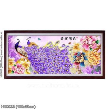 Tranh thêu kín Monalisa HH0833