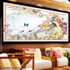 Tranh thêu kín Monalisa HH0882